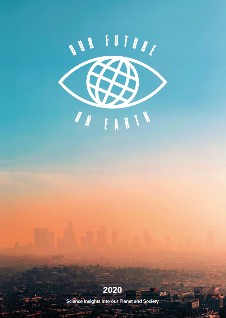 Cover Report Our Future on Earth