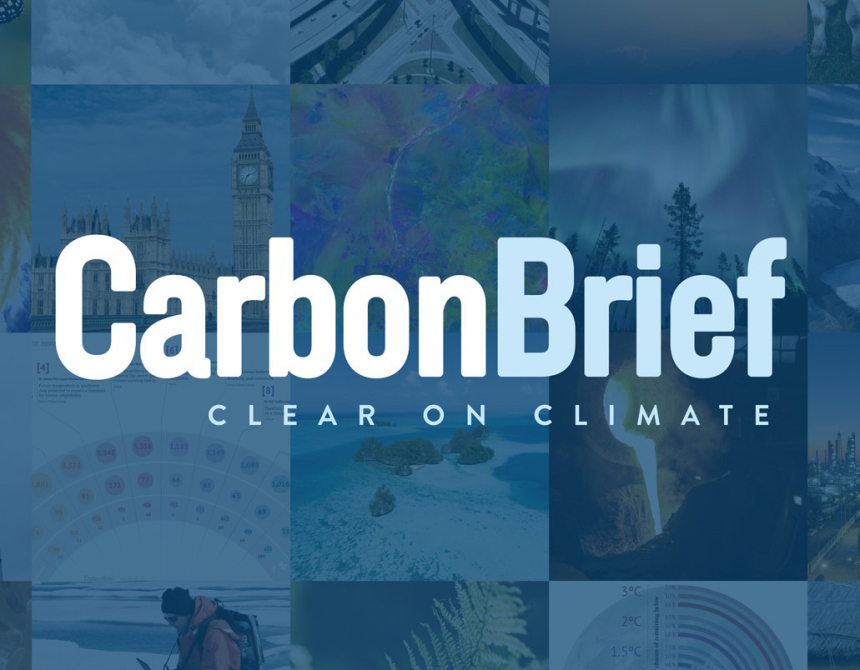 Logo Carbon Brief