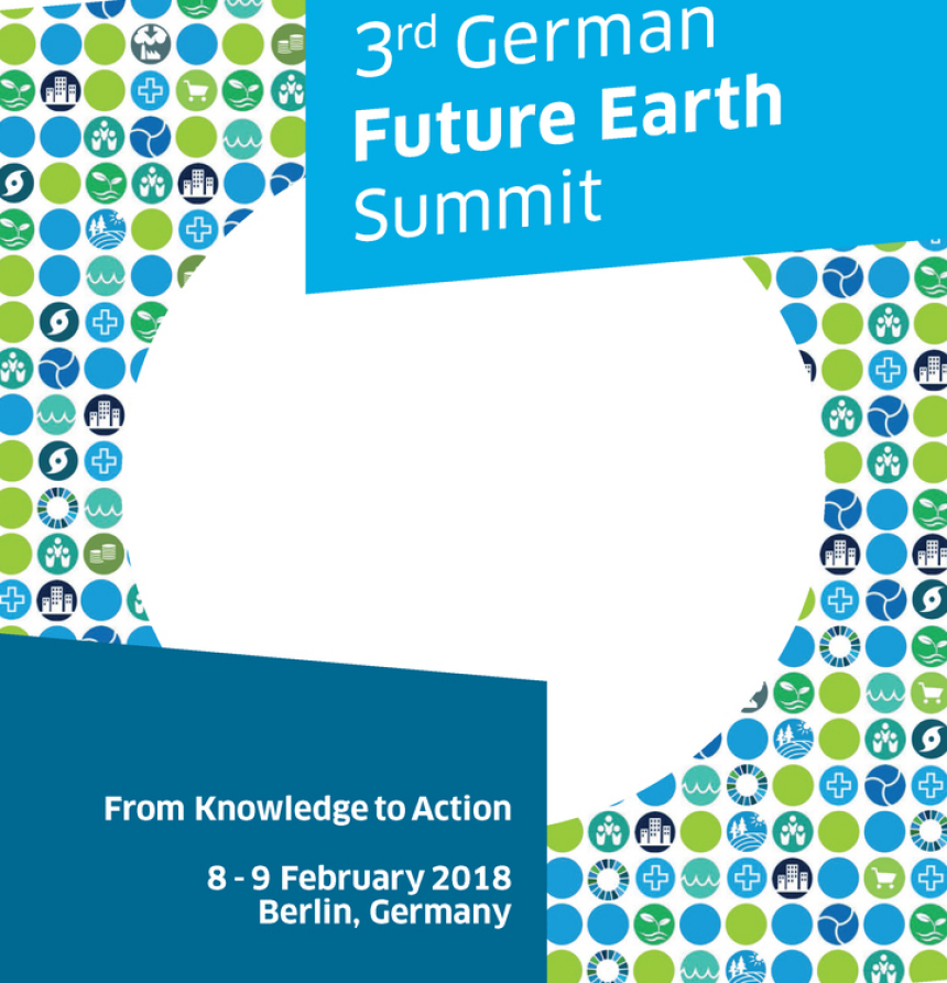 Logo Future Earth Summit
