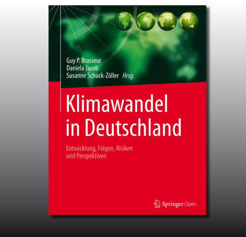 Cover Klimawandel in Deutschland