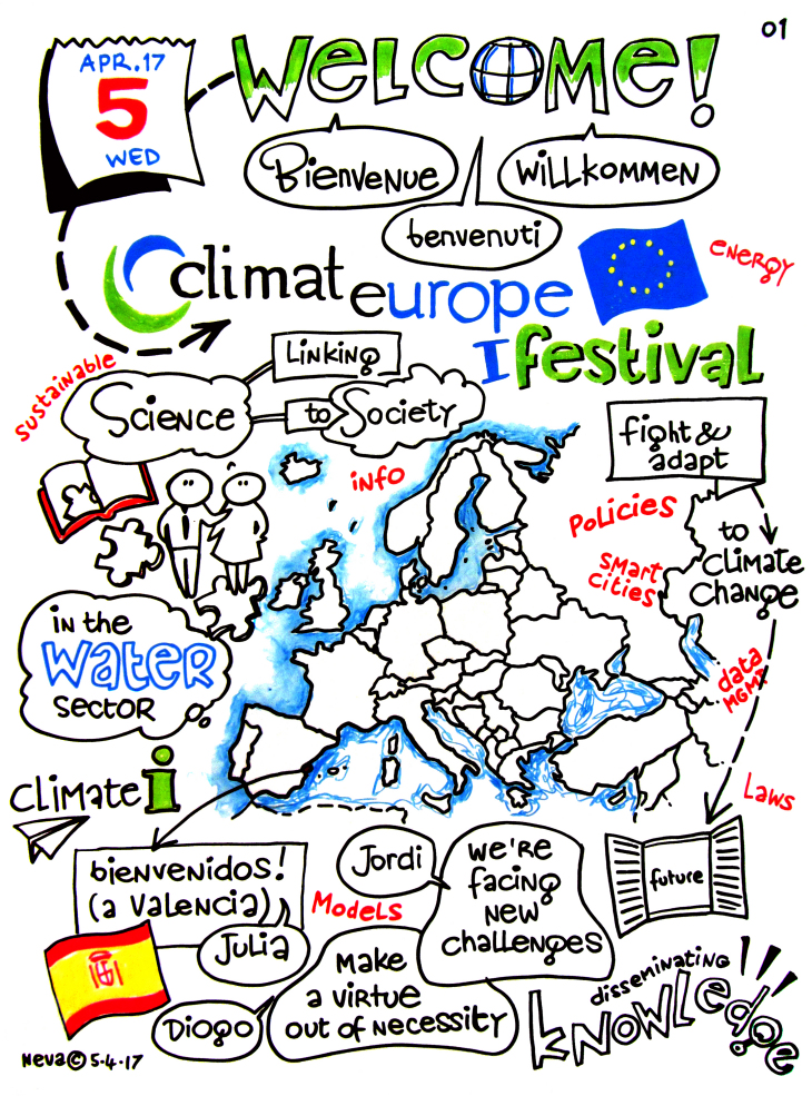 Climateurope festival Cartoon 1 ganz