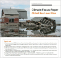 "Climate-Focus-Paper ""Global Sea Level Rise"""