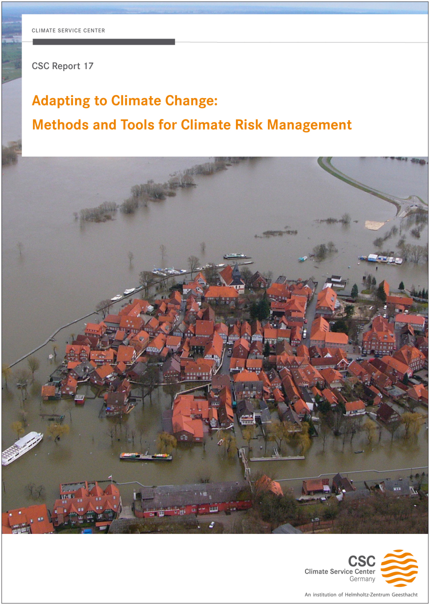 Climate Service Center Report 17 Cover